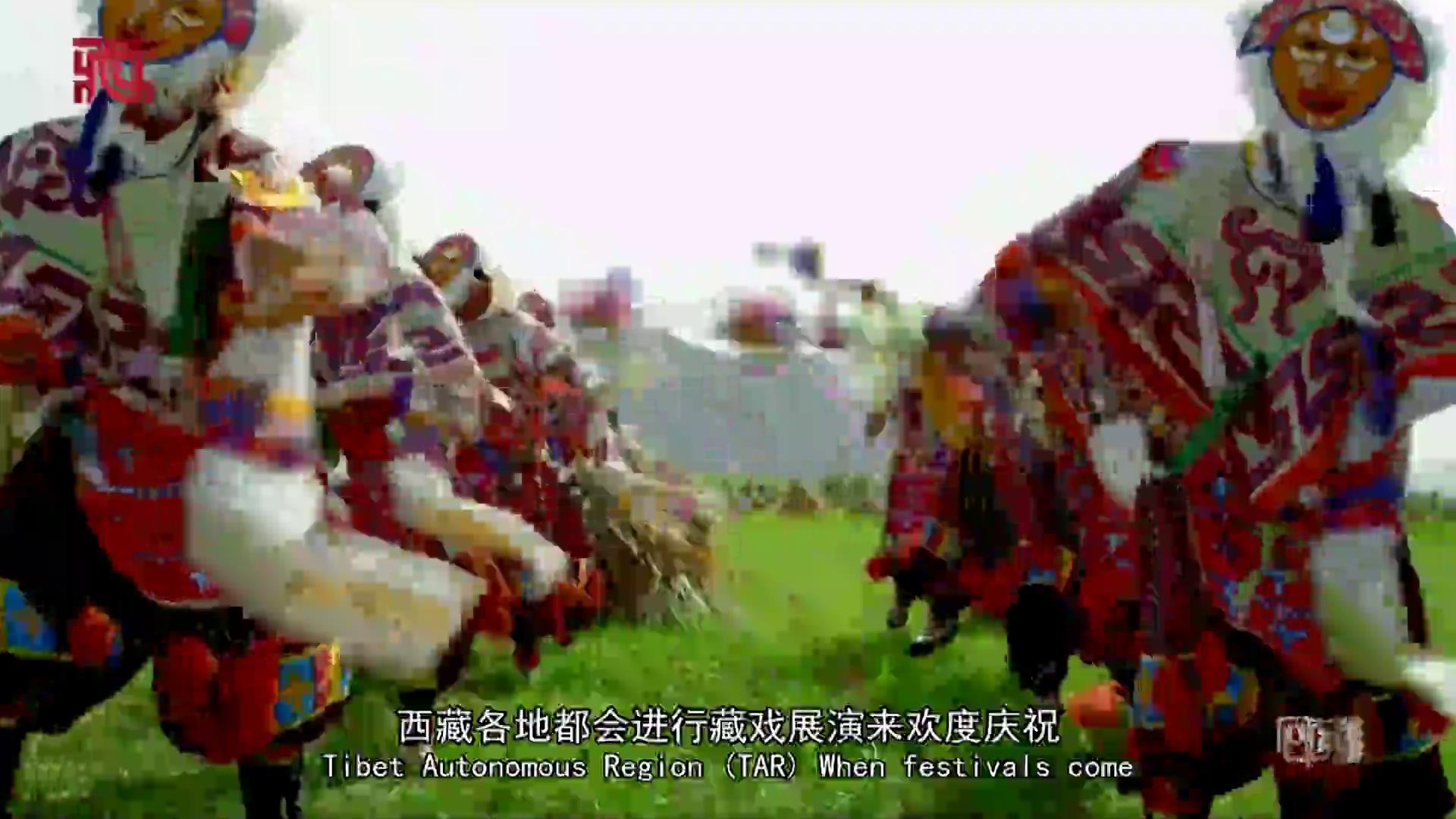 微视频系列片《沧桑话巨变》第三集:大地纽带一一横跨西藏江河的桥