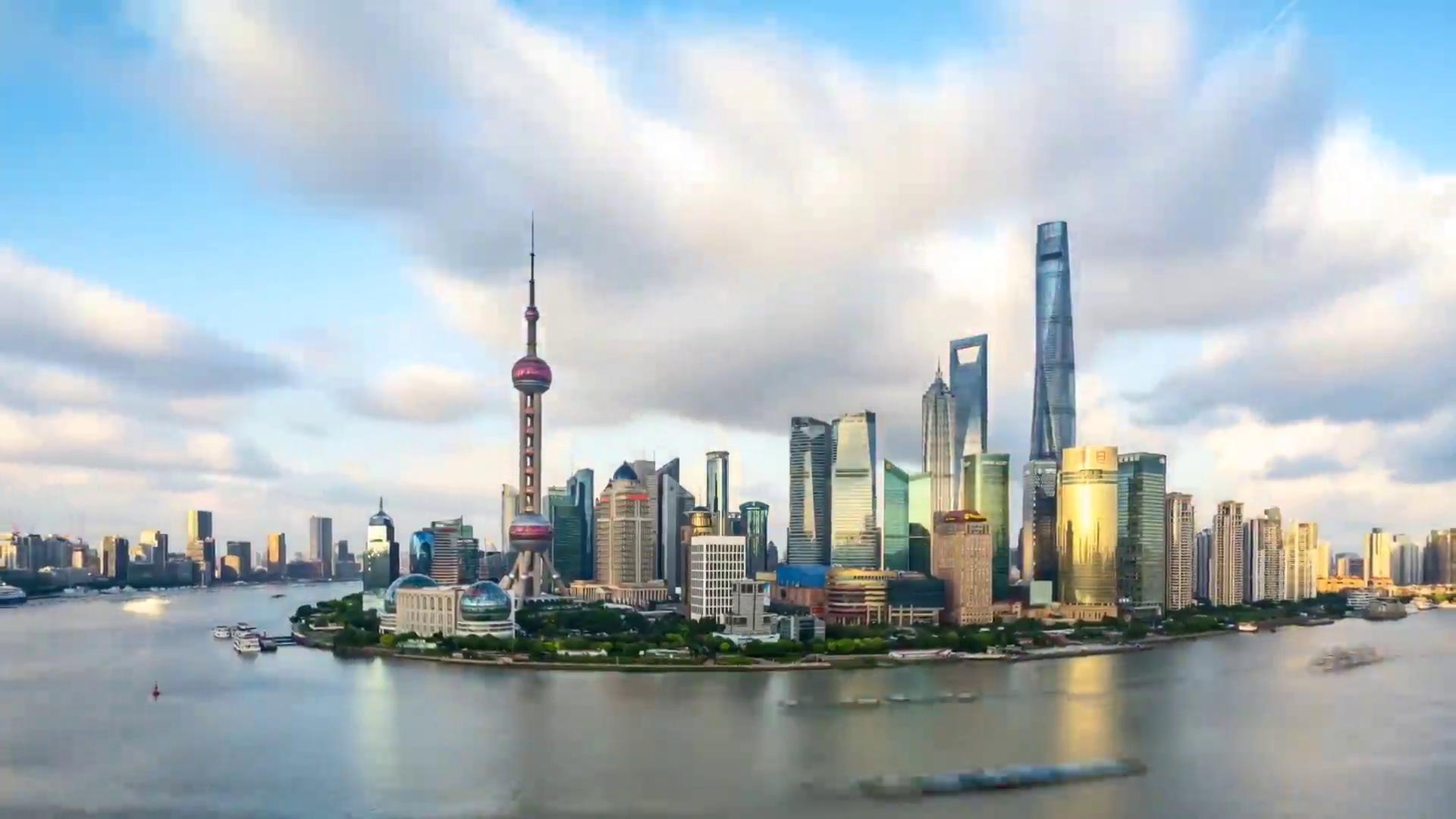 《生态中国·十期十美》上海篇·沪上田园瞰崇明