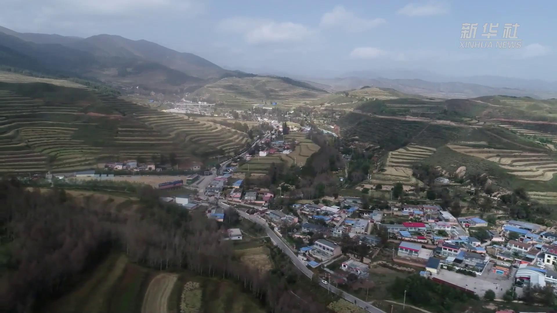 青海卡阳村:高原贫困村的华丽转身
