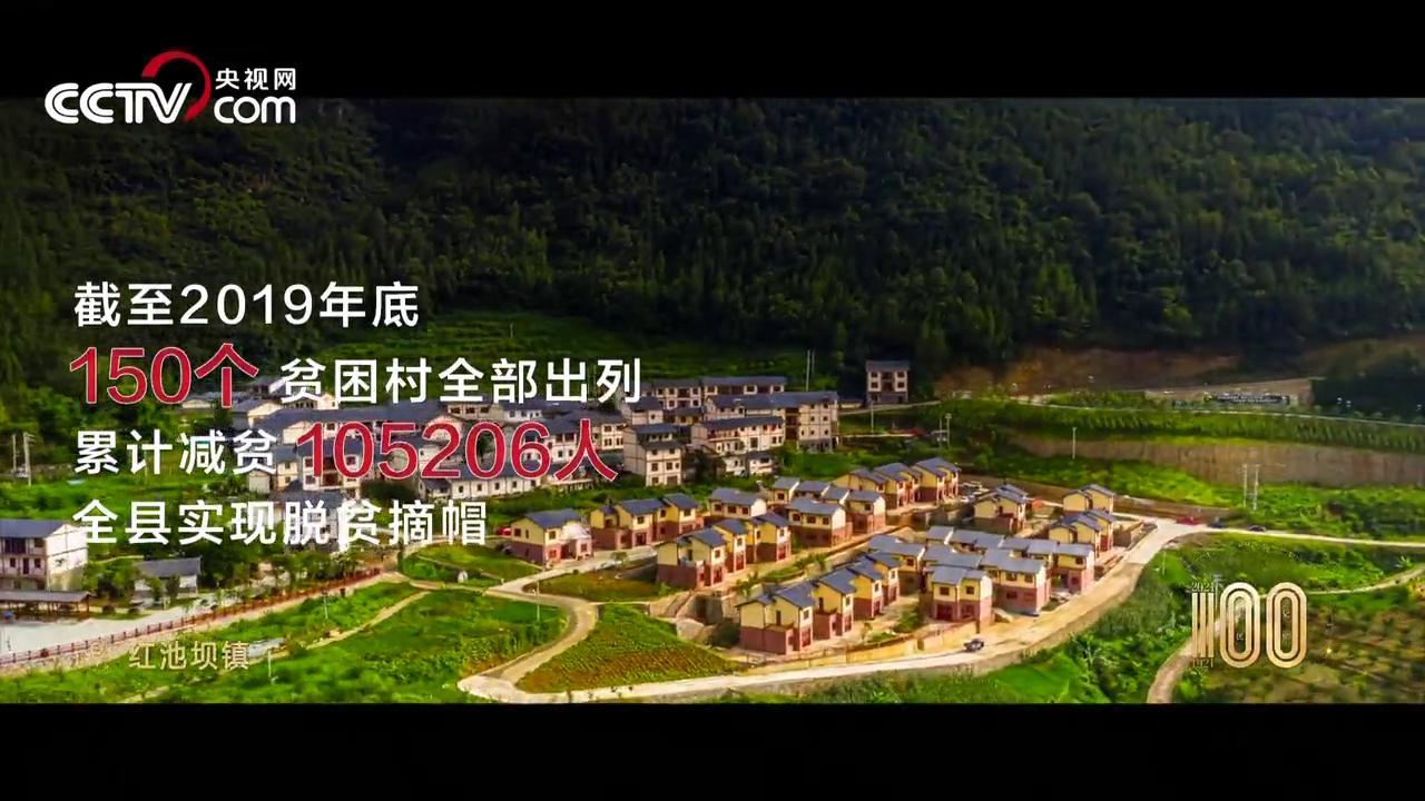 【人民记忆:百年百城】巫溪奔小康