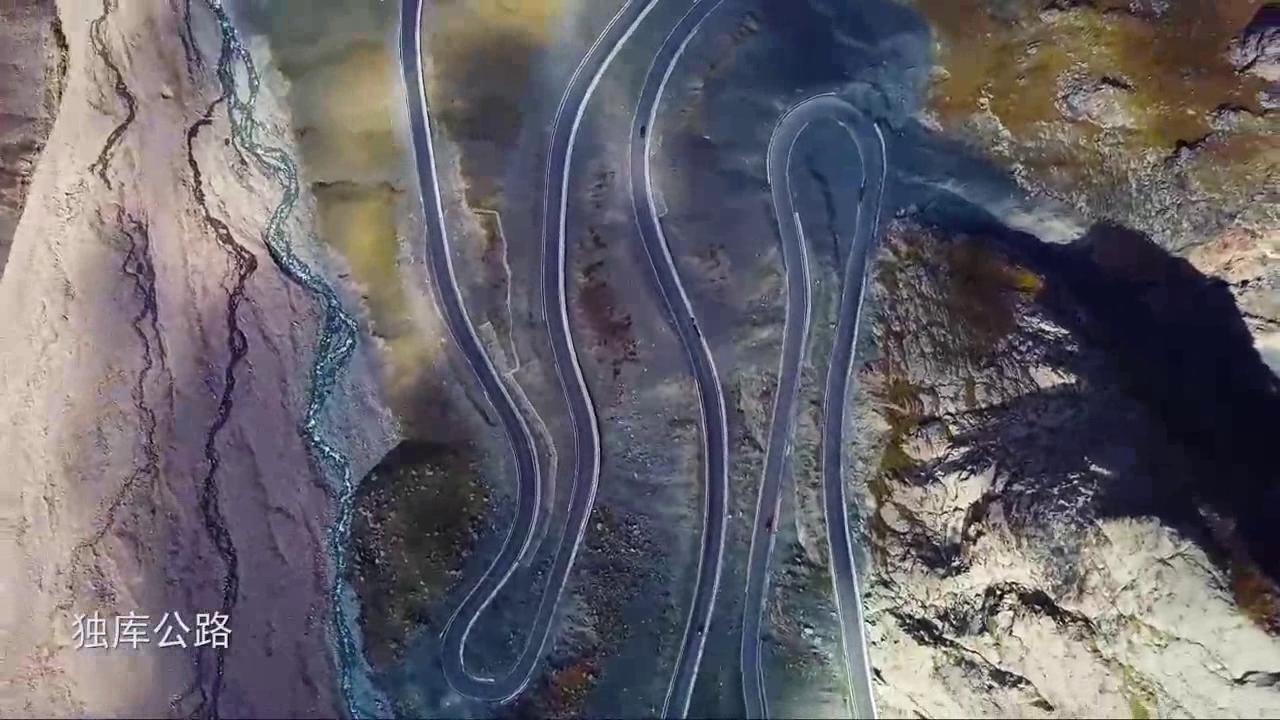 錦繡中華·大美山川·發現新疆 | 航拍視角俯瞰新疆大地 遺落人間的調色板