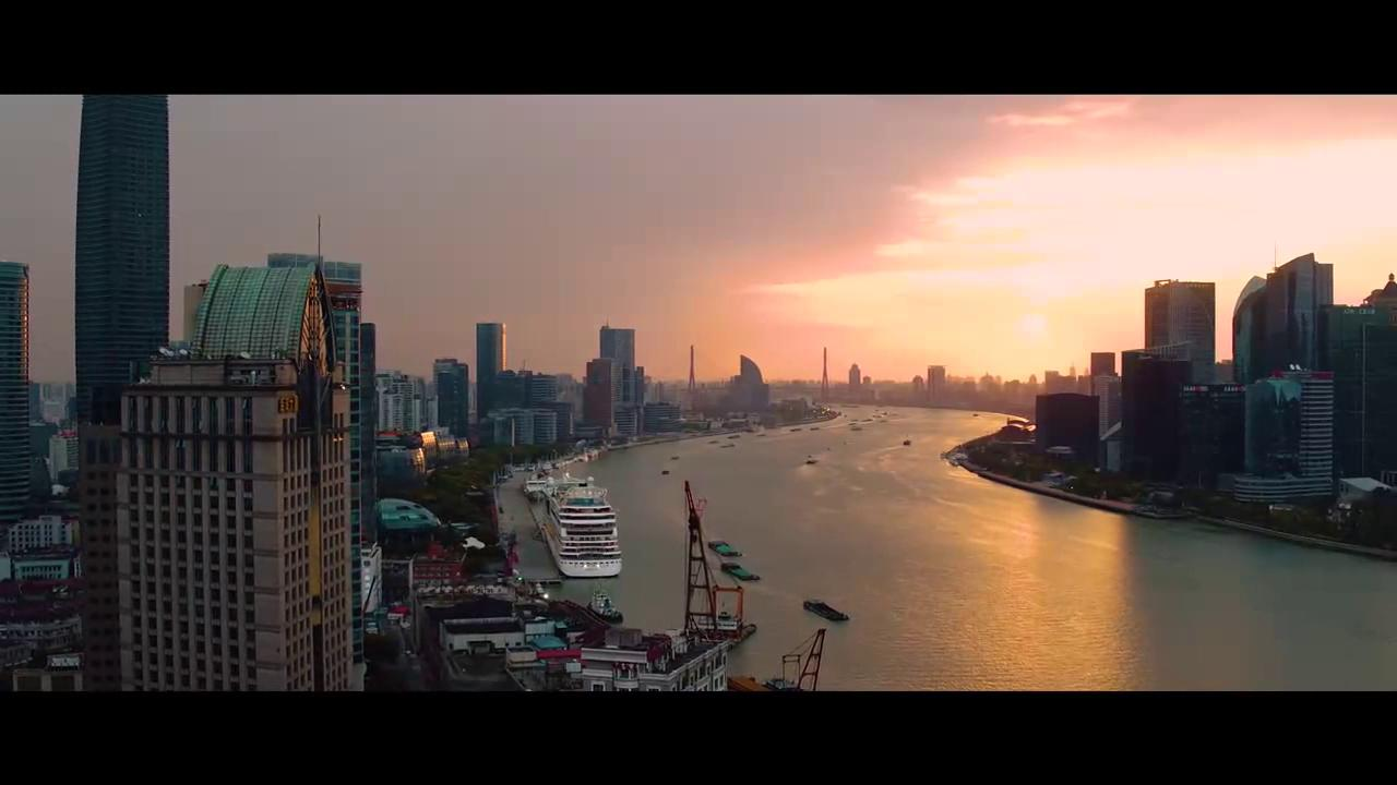 錦繡中華·大美山川 | 日出上海 熠熠生輝