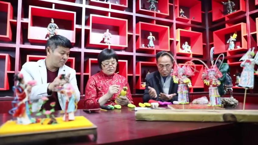 山东省菏泽市牡丹区:国家级非物质文化遗产——曹州面人