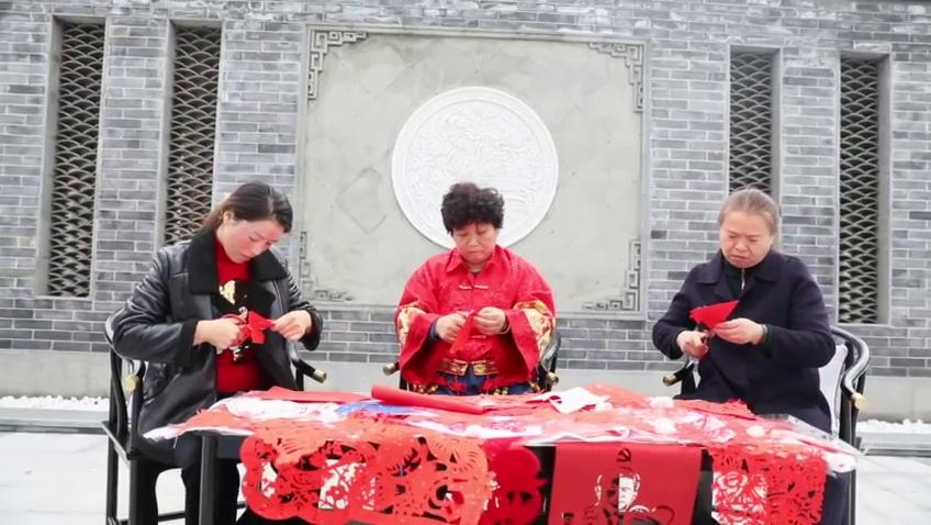 山东省菏泽市牡丹区:市级非物质文化遗产——曹州剪纸