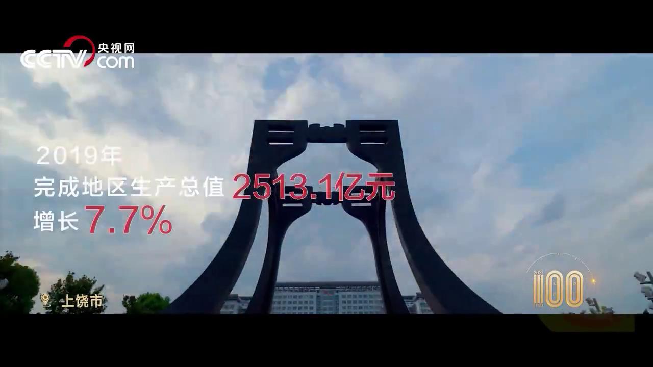 【人民记忆:百年百城】上饶奔小康